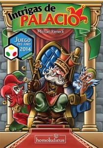 JdA 2014 R - Intrigas de palacio - 01